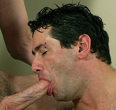 gay big cock. He looked at John for a long time, as John lay there blushing, ...