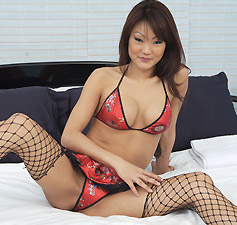 asian masseuse