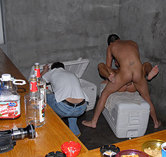 gay porn party