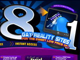 All Gay Reality Pass From Gay Dome