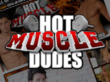 Hot Muscle Dudes From Gay Dome