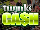 Twinks For Cash From All Star Studs